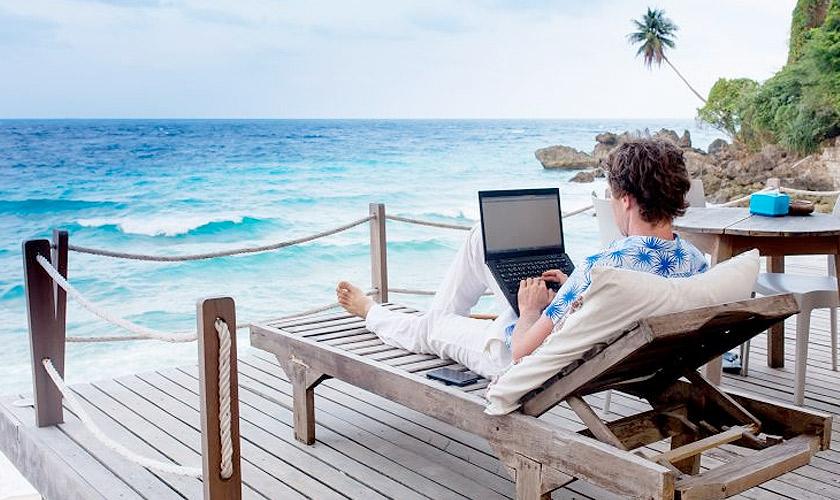 Workation, la tendencia que mezcla trabajo y vacaciones