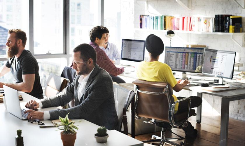 hasta hace algunos aos la palabra coworking no se empleaba en el lenguaje cotidiano sin embargo con el aumento del ecosistema para uy los