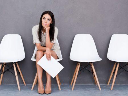 lenguaje corporal en una entrevista laboral